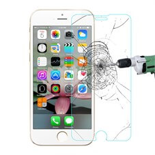 Apple iPhone 6 Plus / 6S Plus Nano Glass Premium Cam Ekran Koruyucu