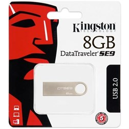 Kingston 8GB Mini Metal Usb Bellek DTSE9/8GB