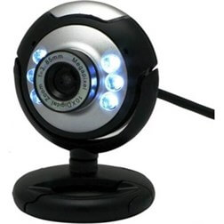 OEM HD USB 8MP Digital Webcam