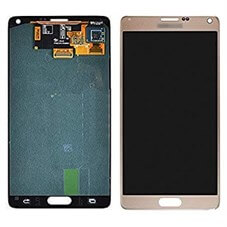 Samsung Galaxy NOTE 4 N910  LCD Ekran-GOLD